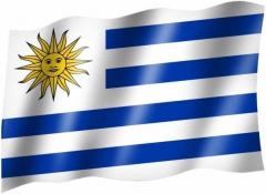 Uruguay - Fahne