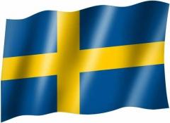 Schweden - Fahne