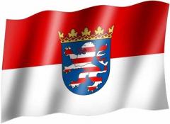 Hessen - Fahne