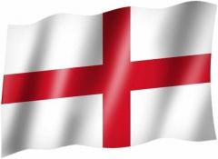 England - Fahne