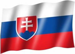 Slowakei - Fahne