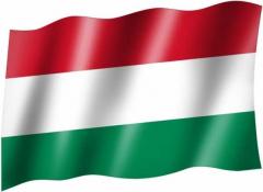 Ungarn - Fahne