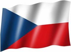 Tschechien - Fahne