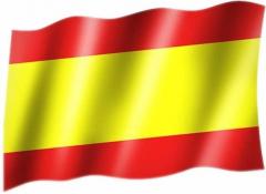 Spanien - Fahne