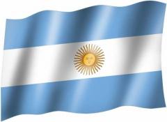 Argentinien - Fahne