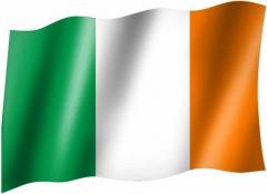 Irland - Fahne