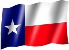 Texas - Fahne