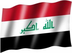 Irak - Fahne