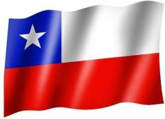 Chile - Fahne