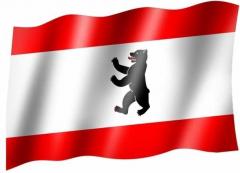 Berlin - Fahne