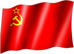 Sowjetunion - Fahne