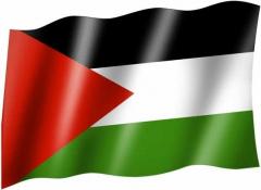 Palästina - Fahne