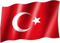 Türkei - Fahne