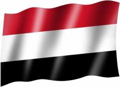 Jemen - Fahne
