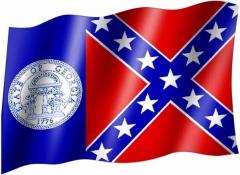 State of Georgia - Flag