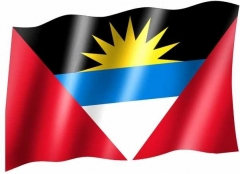 Flag - Antigua and Barbuda