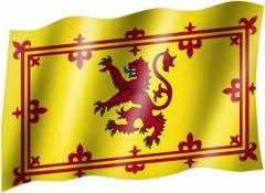 Schottland - Fahne