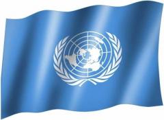 Uno - Fahne