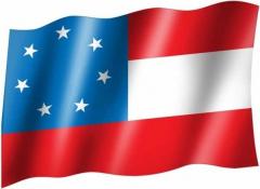 Alte Südstaaten - Fahne