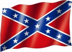 Südstaaten - Fahne
