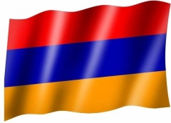 Armenien - Fahne