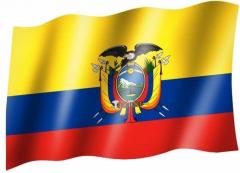 Ecuador - Fahne