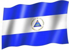 Nicaragua - Fahne
