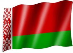 Weißrussland - Fahne