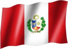 Peru - Fahne