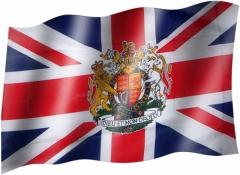 Großbritannien - Fahne