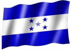 Honduras - Fahne