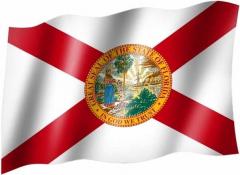 Florida - Fahne