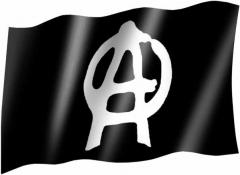 Anarchie - Fahne