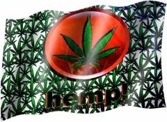 Hemp - Fahne
