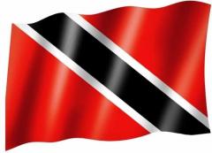 Trinidad & Tobago - Fahne