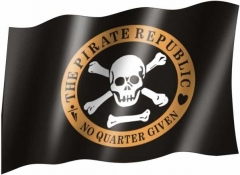 Pirate - Flag