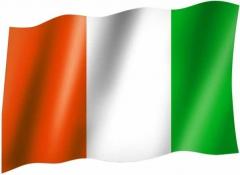 Elfenbeinküste - Fahne