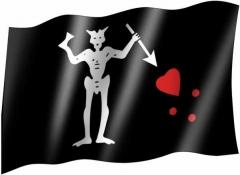 Teufel - Fahne
