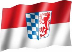 Niederbayern - Fahne