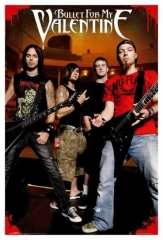 Maxi Poster Bullet for my Valentine Theatre
