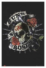 Maxi Poster Guns and Roses Firepower