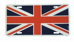 UK Blechschild - 30cm x 15cm