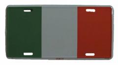 Italien Blechschild - 30cm x 15cm