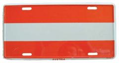 Austria Tin Sign 30cm x 15cm