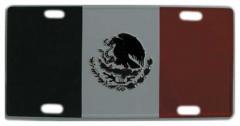 Mexiko Blechschild - 30cm x 15cm