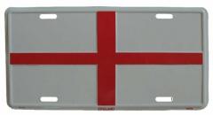 England Blechschild - 30cm x 15cm