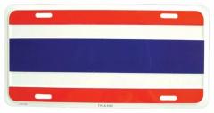 Thailand Blechschild - 30cm x 15cm