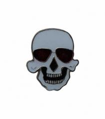Anstecker Totenkopf Pin
