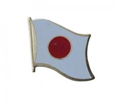 Anstecker Japan