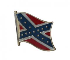 Anstecker Südstaaten Flagge